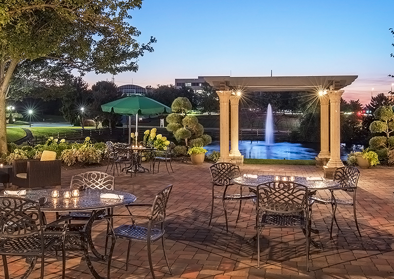 The Patio at Hilton Wilmington/Christiana Newark, Delaware