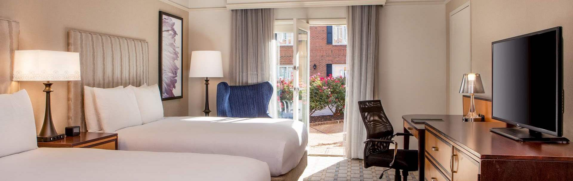 Rooms at Hilton Wilmington/Christiana Newark, Delaware