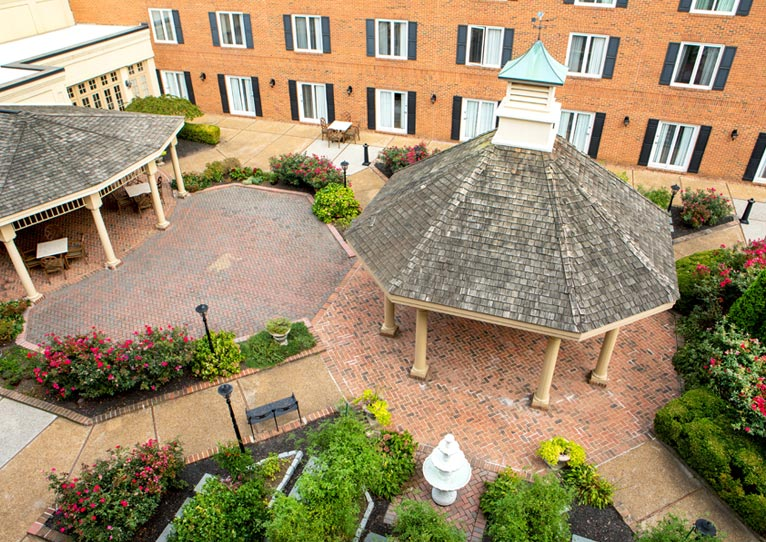 The Courtyard at Hilton Christiana Newark, Delaware