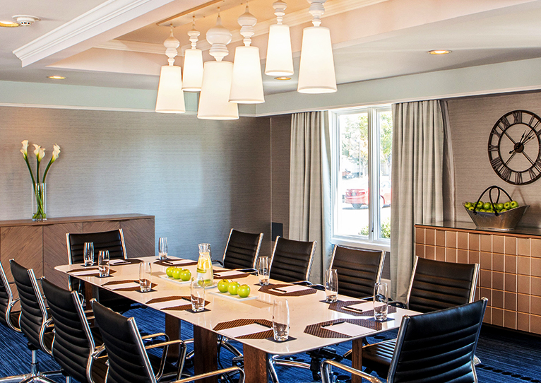 Business Amenities at Hilton Wilmington/Christiana Newark, Delaware